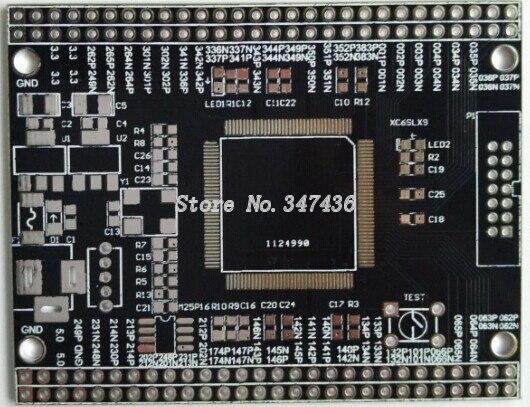 [해외]자일링스 FPGA 개발 보드, 스파르탄 6 XC6SLX9 개발 보드/Xilinx FPGA development board, Spartan6 XC6SLX9 development board