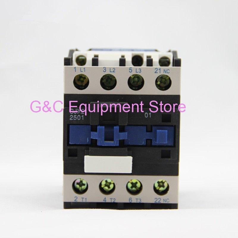 [해외]1PC NEW CHINT AC 접촉기 CJX2-2501 220V 50HZ/1PC NEW CHINT AC Contactor CJX2-2501 220V 50HZ