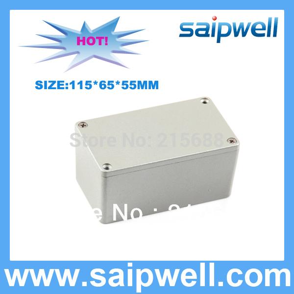 [해외]2015 새로운 IP67 방수 알루미늄 박스 115 * 65 * 55mm의 SP-AG-FA24/2015 New IP67 Waterproof Aluminum Box 115*65*55mm SP-AG-FA24