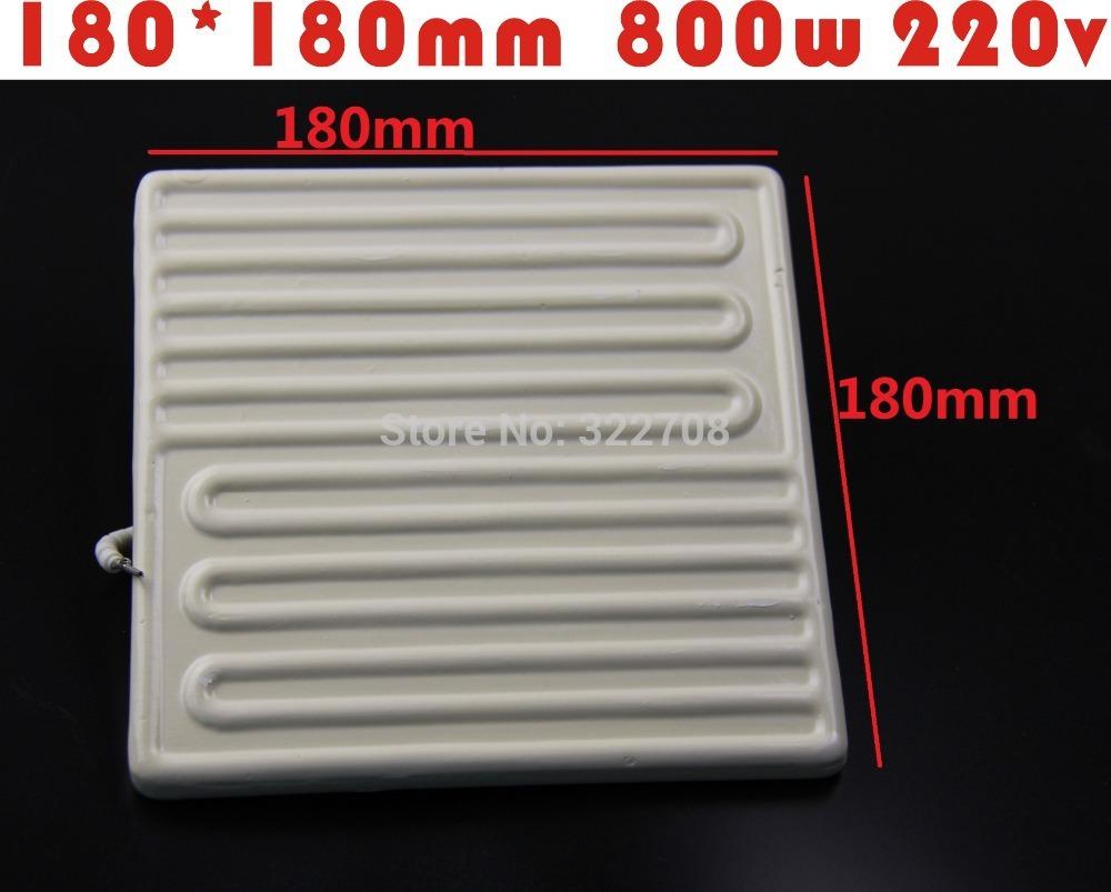 [해외]공장 출하 가열 플레이트 원적외선 세라믹 가열 벽돌 BGA 재 작업 역 * 180MM 800W IR-9000 6000 6500 180 전용/Factory shipping heating plate far infrared ceramic heating brick BG