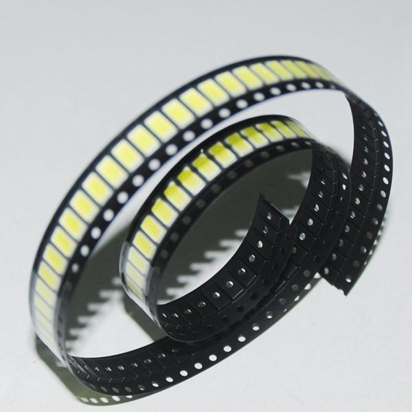 [해외]뜨거운 100pcs / lot LED 칩 빛 0.5W SMD 5730 램프 전구 튜브 패널 높은 빛 화이트 패널 빛 홍수 조명 스트립에 대 한 150mA DC3-3.2V/Hot 100pcs/lot LED Chip Light 0.5W SMD 5730 Lamp Bu