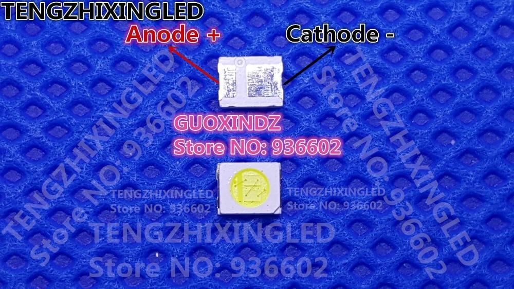 [해외]HONGLI TRONIC LED 백라이트 1210 3528 2835 1W 6V 111LM TV 용 백색 LED 백라이트/HONGLI TRONIC  LED Backlight   1210 3528 2835  1W  6V   111LM  Cool white  LCD