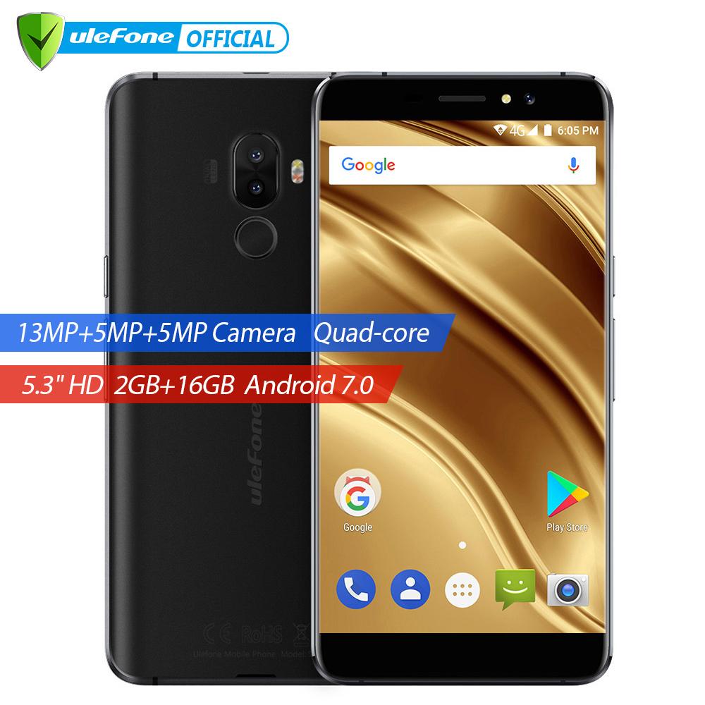 [해외]Ulefone S8 Pro 듀얼 리어 카메라 휴대 전화 5.3 인치 HD MTK6737 쿼드 코어? ? ???? ?? 7.0 2GB + 16GB 13MP 지문 4G 스마트 폰/Ulefone S8 Pro Dual Rear Cameras Mobile Phone 5.