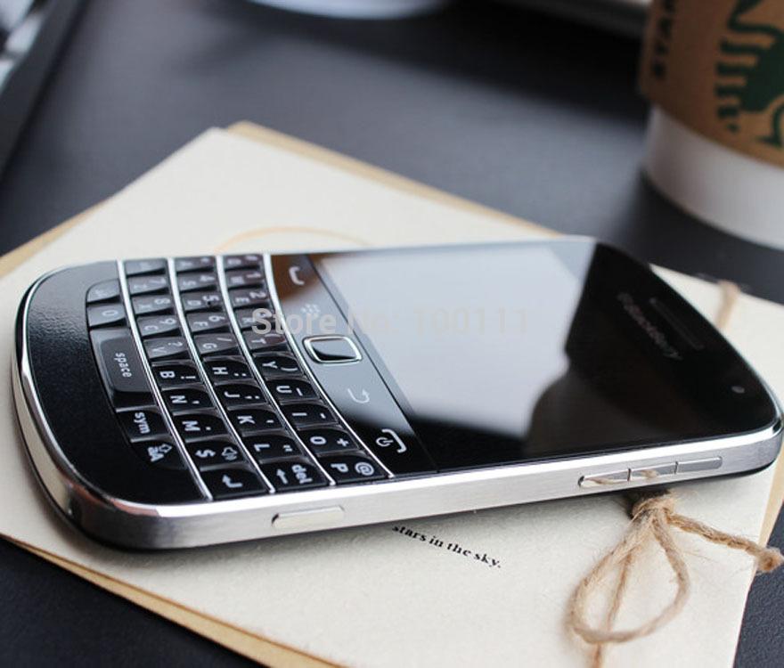 [해외]블랙 베리 9900 휴대 전화 QWERTY 키보드없이 카메라 버전없이 /unlocked Original Blackberry 9900 Mobile Phone QWERTY keyboard without camera version ,  Free shipping