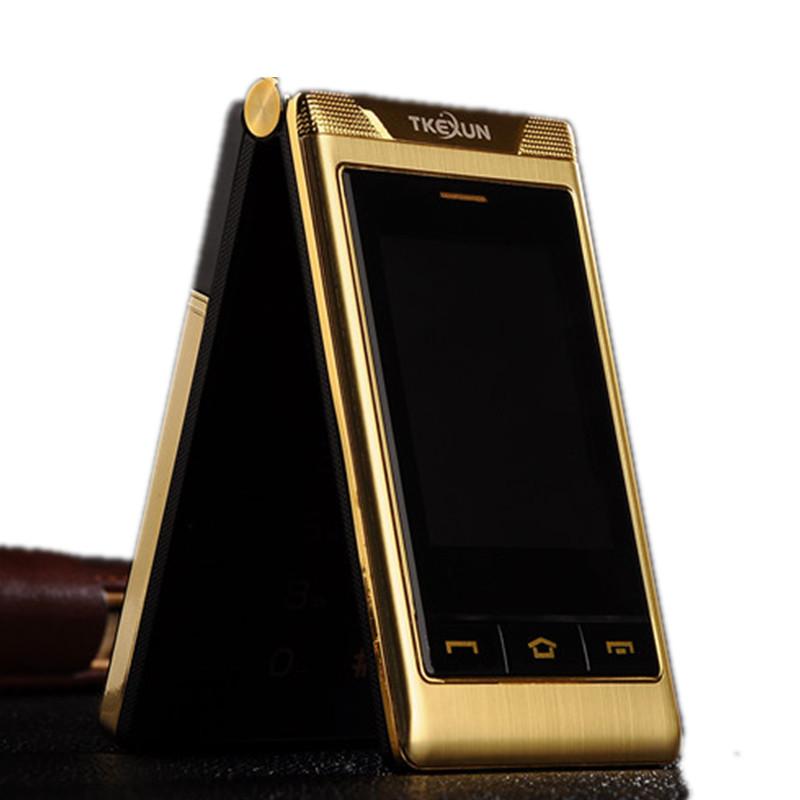 [해외]2017 새로운 원본 TKEXUN G10 여자는 전화 듀얼 스크린 듀얼 심 카메라 MP3 MP4 3.0 인치 터치 스크린 럭셔리 휴대폰을 뒤집기/2017 New Original TKEXUN G10 Women Flip Phone Dual Screen Dual Si