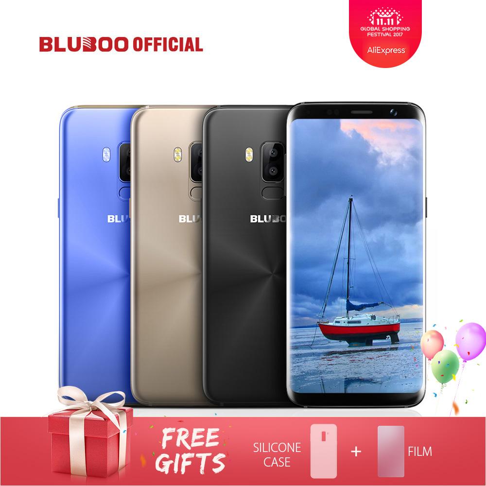 [해외]Bluboo S8 5.7 && 4G 스마트 폰 18 : 9 풀 디스플레이 MTK6750 Octa Core 3GB RAM 32GB ROM 듀얼 리어 카메라 ? ???? ?? 7.0 휴대 전화/Bluboo S8 5.7&& 4G Smartphone 18