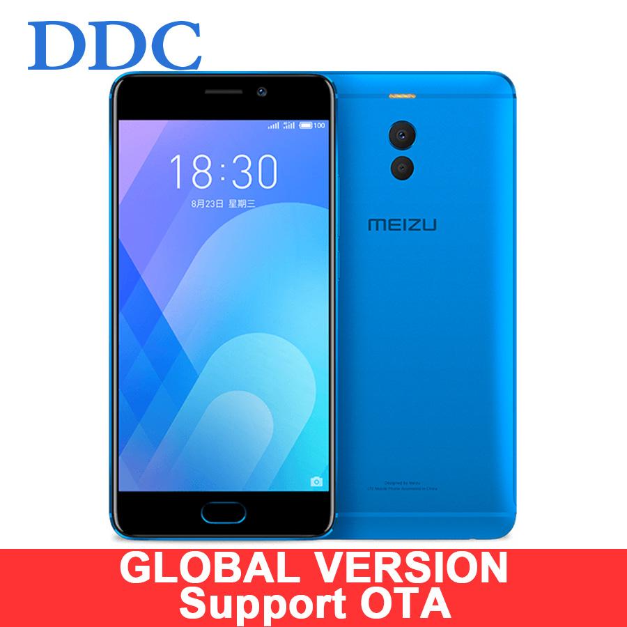 [해외]새로운 글로벌 버전 핸드폰 줄 Meizu M6 Note 3GB RAM 32GB ROM Snapdragon 625 듀얼 리어 카메라 16.0MP 5.5 & 4000mAh 듀얼 SIM/New Global Version Cellphone Meizu M6 Not