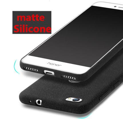 [해외]Huawei P8 Lite 2017 케이스 명예 8 lite matte TPU 백 커버 전화 케이스 For Fundas 화웨이 P8 라이트 2017 케이스 실리콘 백 커버/Huawei P8 Lite 2017 Case honor 8 lite matte TPU Ba