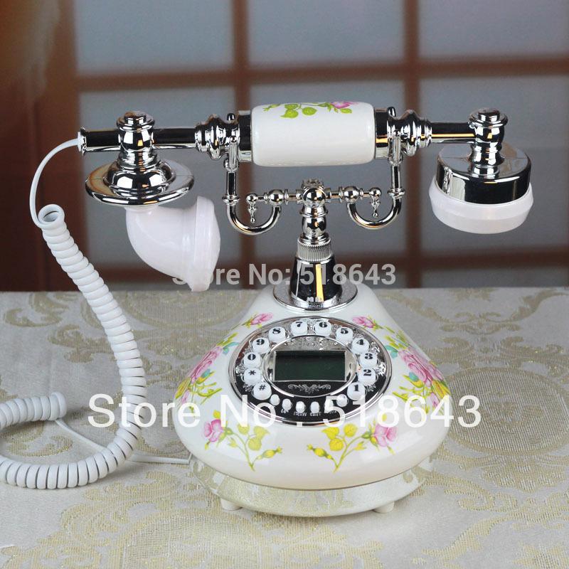 [해외]고대 방법을 복원  전화 농촌 골동품 전화 유럽 전화/Free shipping telephone rural antique telephone European phone restoring ancient ways