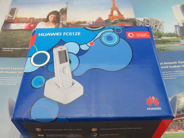 [해외]화웨이 무선 전화 휴대 전화 FC612E/Huawei Cordless Phone Mobile Phone FC612E
