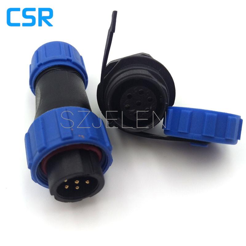 [해외]SP1310 7 핀 방수 커넥터 IP68, 전원 커넥터, 비디오 / 오디오 신??호 커넥터 고속 신호 링커 7 핀/SP1310, 7 pin Waterproof Connector , IP68, Power connector,a video / audio signal