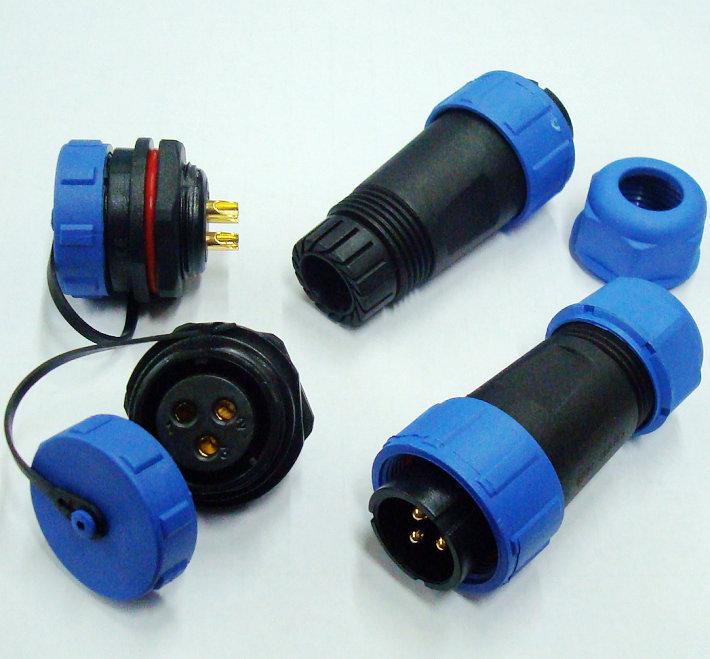 [해외]3Pin 방수 커넥터, IP68, 케이블 커넥터, 플러그 및 소켓. 커넥터 자동, 전기 커넥터/3Pin Waterproof  Connector,IP68,Cable Connector,Plug and socket.connectors auto,electrical co
