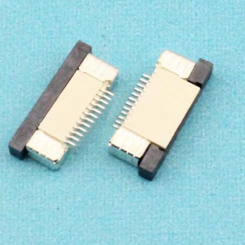 [해외](100PCS / 많은) 0.5mm의-12P 최대 서랍 모드 피치 0.5mm의 12Pin FFC FPC 커넥터 소켓/(100Pcs/lot) 0.5mm-12P Up Drawer Mode Pitch 0.5mm 12Pin FFC FPC Connector Socket