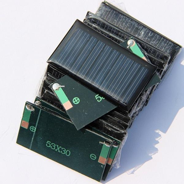 [해외]5V 30mA의 미니 태양 전지 태양 광 모듈 다결정 태양 전지 패널 DIY 장난감 패널 교육 키트 300PCS / 많은/5V 30MA Mini Solar Cell Solar Module Polycrystalline Solar Panel DIY Toy Panel