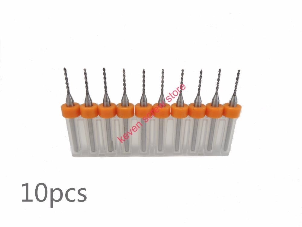 [해외] 10pcs / Set 0.65mm 경질 합금 PCB 인쇄 회로 보드 카바 이드 마이크로 드릴 비트 도구 0.65mm SMT CNC/Freeshipping 10pcs/Set 0.65mm  Hard Alloy PCB Print Circuit Board Carbid