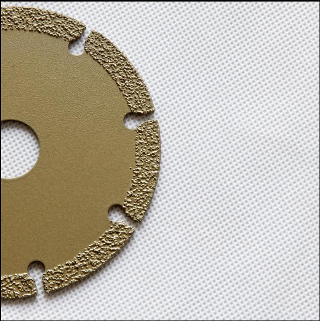 [해외]110 * 20 * 2.2 * 5mm 핫 프레스 연속 림 다이아몬드 1PC  타일 / 유리 / 아크릴 절단을블레이드 고품질을 보았다./Free shipping 1PC of 110*20*2.2*5mm hot press continuous rim diamond sa