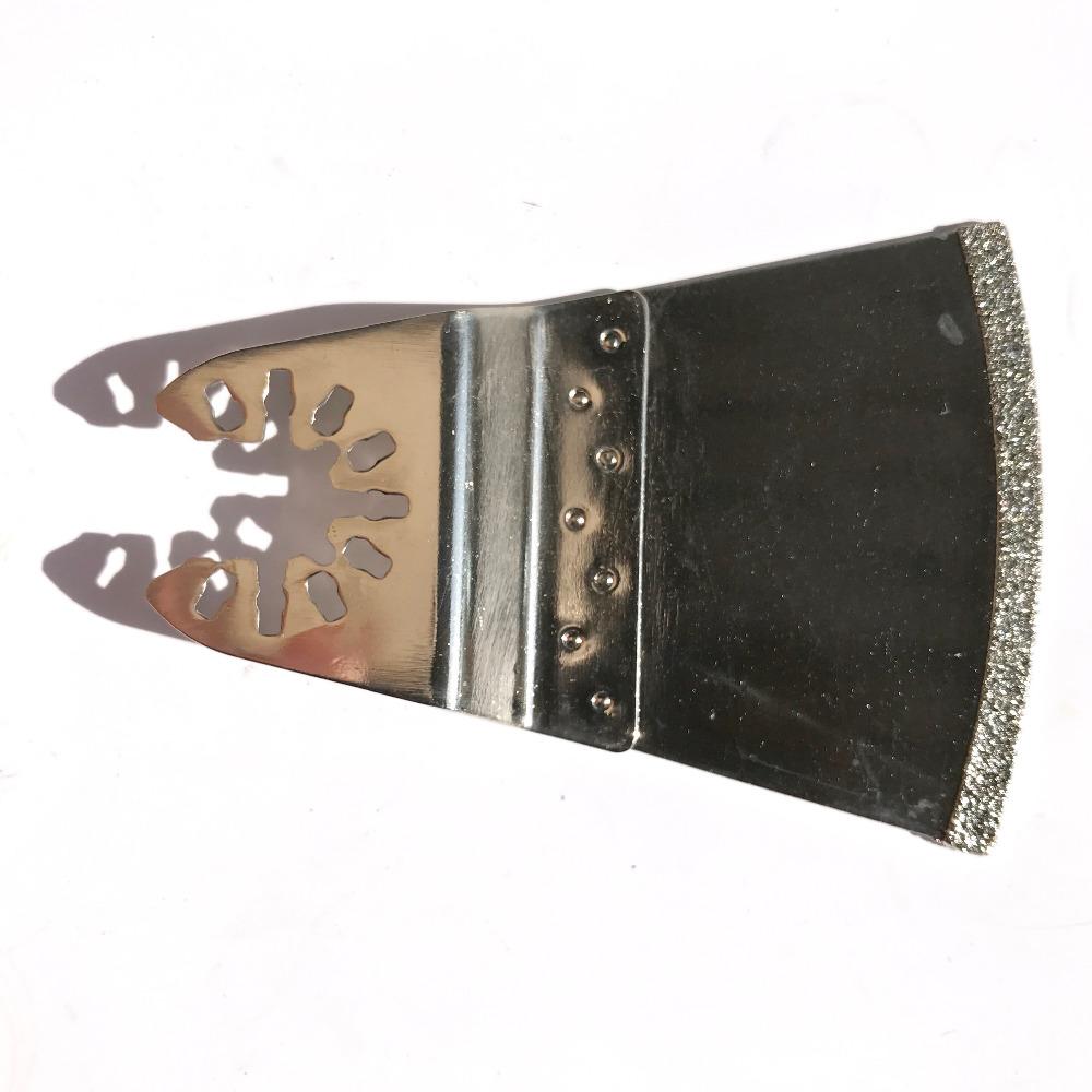 무료 배송 65mm 퀵 릴리스 acr 타입 다이아몬드 톱 블레이드 대부분의 브랜드 다기능 진동 도구 사용