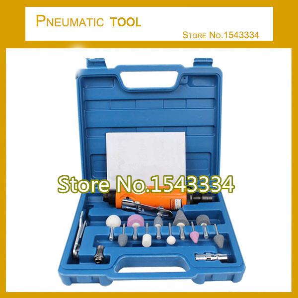 [해외] 대형 타입 3mm / 6mm 에어 그라인더 공압 공구 에어 공구 에어 그라인더 세트/Free shipping new type big type 3mm/6mm Air Die Grinder pneumatic tools air tools air grinder set
