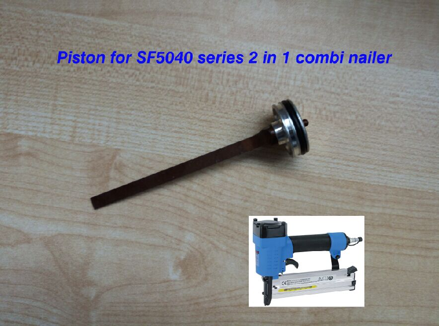 [해외]2 1의 조합 공기 못 박는 스테이플러 SF5040 시리즈 공압 못 박는 스테이플러, 똑바로 못 크라운 손톱을피스톤/piston for 2 in 1 combination air nailer stapler SF5040 series pneumatic nailer s