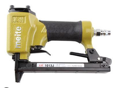 [해외]?MeiTe 1013J 공압 네일 건 에어 스테이플러 건 툴 Brad Nailer Gun U 스타일 가구 목재 소파/ MeiTe 1013J Pneumatic Nail Gun Air Stapler Gun Tool Brad Nailer Gun U Style  Fur