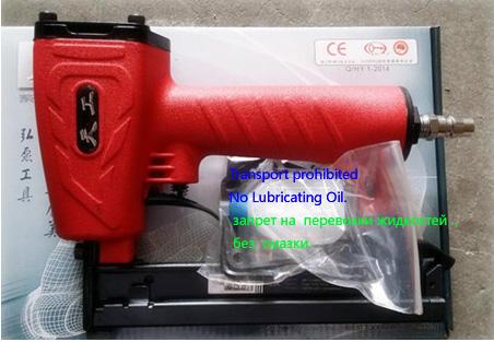 [해외]??425K 공압 못총 못 U 자형 알루미늄 못 공기총/  425K pneumatic nail gun nail U-shaped aluminum nail Air gun