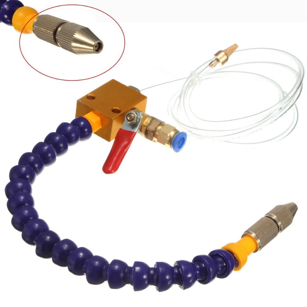 [해외]1/4 판각 기 금속 절삭 액 냉각 분무기 / 기계 분무 노즐 / 금속 절삭 냉각 분무기 P20/1/4 Engraving Machine Metal Cutting Fluid Cooling Sprayer / Machine Spray Nozzle /Metal Cutt