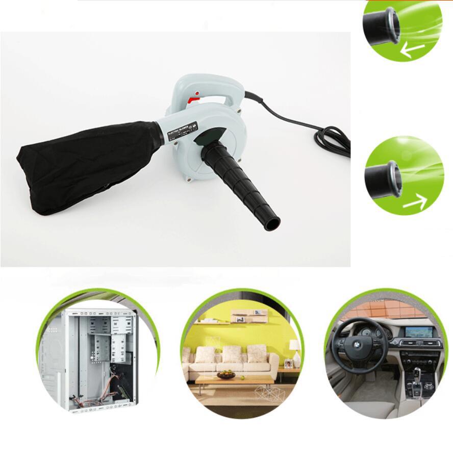 [해외]600W 220V 고효율 전기 공기 송풍기 진공 청소기 불어서 / ??먼지 수집 2 in 1 컴퓨터 집진기/600W 220V High Efficiency Electric Air Blower Vacuum Cleaner Blowing / Dust collecting
