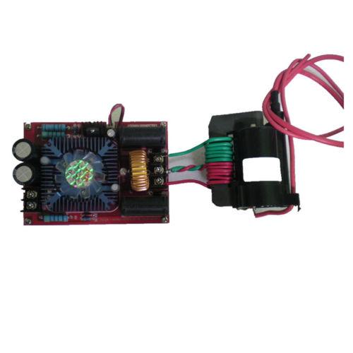[해외]새로운 DC 12-30V ZVS Tesla 코일 플라이 백 드라이버 / SGTC / Marx 발전기 + 점화 코일 무료/New DC 12-30V ZVS Tesla coil flyback driver/ SGTC /Marx generator +ignition coi