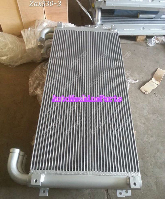 [해외]HITACHI ZAX330-3 기계 용 새로운 유압 오일 쿨러/New Hydraulic Oil Cooler for HITACHI ZAX330-3 Machine