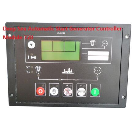 [해외]DSE720 대신  심해 자동 시작 발전기 컨트롤러 모듈 720/made in China Deep Sea Automatic Start Generator Controller Module 720 instead of DSE720