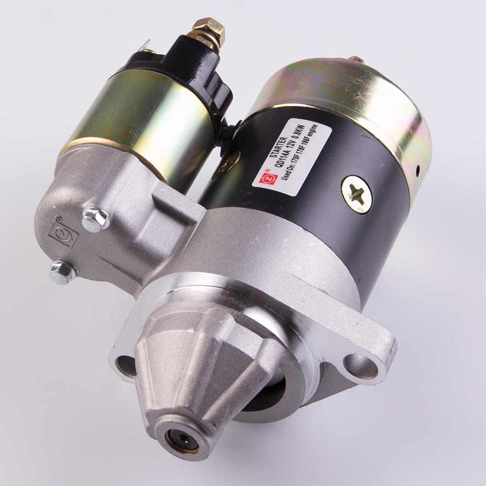 [해외]발전기 모터 스타터 QD114A 12V 0.8KW 구리 제의/generator motor starter  QD114A 12V 0.8KW copper made