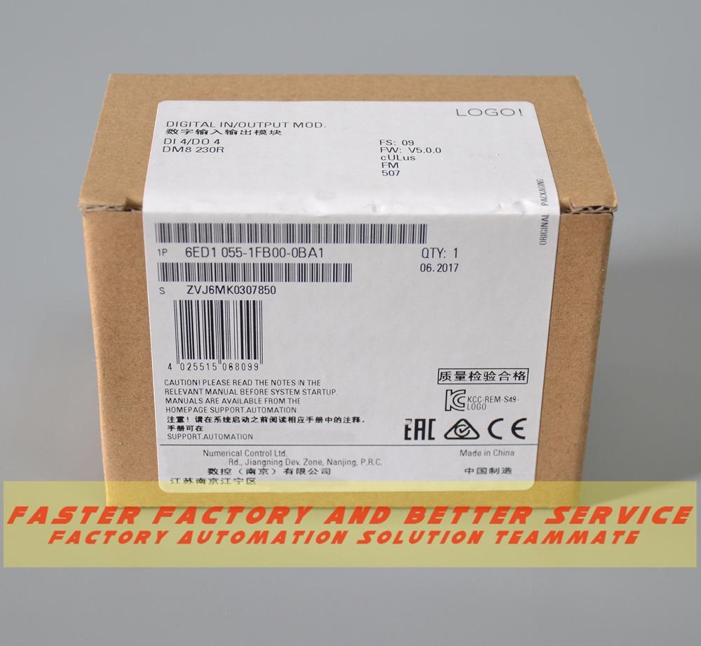 [해외]브랜드 New FACTORY SEALED 6ED1 055-1FB00-0BA1 6ED1055-1FB00-0BA1 Parts & amp; 부속품/Brand New FACTORY SEALED 6ED1 055-1FB00-0BA1 6ED1055-1FB00-0BA1
