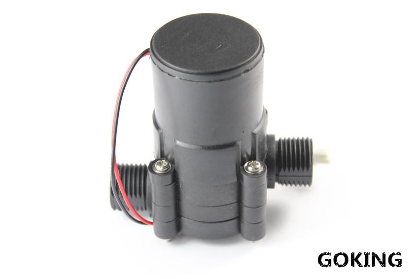 [해외]1PC 새로운 3.5W 9.8-18.5 V DC 수력 수력 발전기 휴대용 물 충전기 수력 물 흐름 발생기/1pc new 3.5w 9.8-18.5 V DC Hydroelectric power hydro generator Portable water charger h