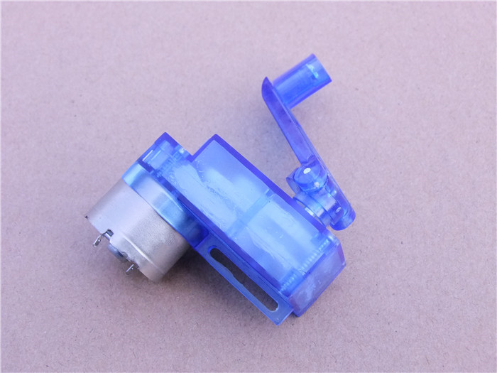 [해외]6V 미니 손 엔진 모터 하프 트 기계 발전기 DIY 장난감 부품 러시아/6V Mini Hand Engine Motor Haft Mechanical Generator DIY Toys Parts  Russia