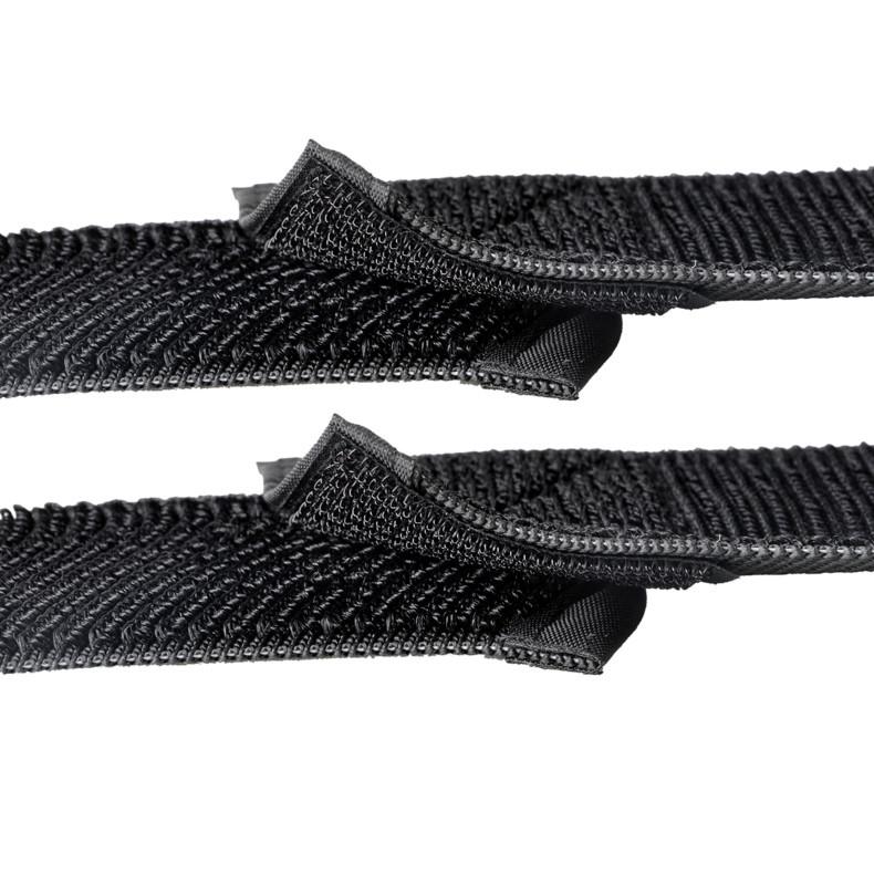 [해외]1PCS MT010-2 탄성 ??매직 테이프 폭 7.5 cm 길이 40cm 손목 지지대 / 허리띠 / 거들 용 케이블 타이 크레페 붕대/1PCS MT010-2  Elastic Magic Tape Width 7.5 cm Length 40cm Cable Tie As