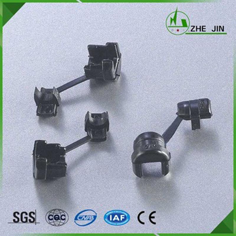 [해외]100pcs A7 Zhe 진 전기 장비 공급 전선 나일론 스트레인 릴리프 부싱 블랙/100pcs A7 Zhe Jin Electrical Equipment Supplies Electrical Wire Nylon Strain Relief Bushing black