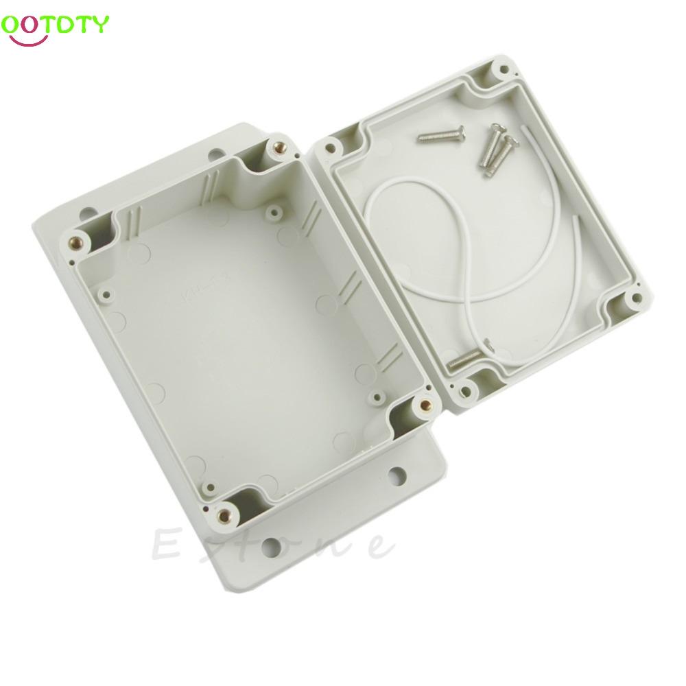 [해외]뜨거운 115x90x55mm 플라스틱 방수 전자 프로젝트 상자 인클로저 커버 케이스 H02 828 프로모션/Hot 115x90x55mm Plastic Waterproof Electronic Project Box Enclosure Cover CASE H02  82