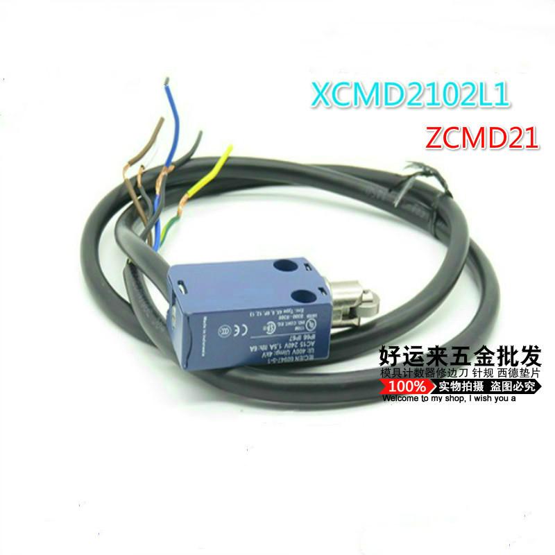 [해외][원본] Schneider 리미트 스위치, 트래블 스위치, XCMD2102L1, ZCMD21/[original] Schneider limit switch, travel switch, XCMD2102L1, ZCMD21