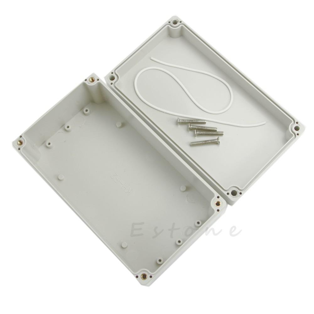 [해외]C18 Hot 방수 플라스틱 전자 프로젝트 인클로저 커버 케이스 상자 158x90x60mm/C18 hot Waterproof Plastic Electronic Project Enclosure Cover CASE Box 158x90x60mm