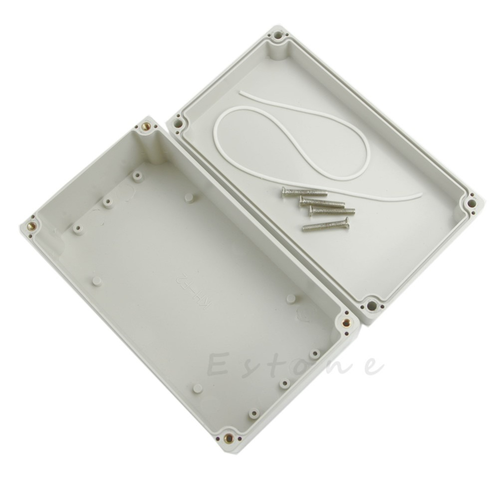 [해외]뜨거운 방수 플라스틱 전자 프로젝트의 인클로저 커버 케이스 상자 158x90x60mm 새로운 /Hot Waterproof Plastic Electronic Project Enclosure Cover CASE Box 158x90x60mm New Drop ship