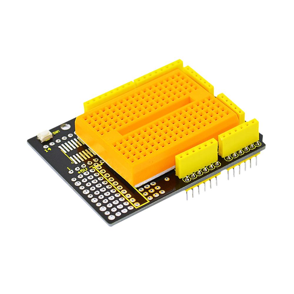 [해외]Arduinomini 브레드 2015 새로운 Keyestudio의 protoshield/2015 New Keyestudio protoshield for Arduinomini breadboard