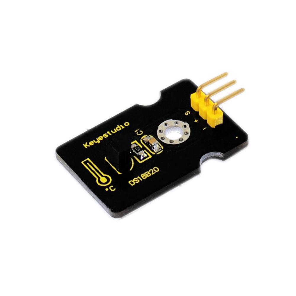 [해외]아두 이노를 Keyestudio DS18B20 온도 센서 모듈/Free shipping Keyestudio DS18B20 Temperature Sensor Module for Arduino