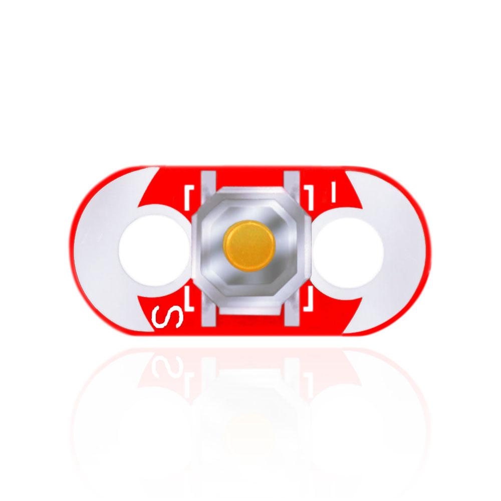 [해외]?릴리 패드 아두에 대한 키이스 착용 할 수있는 버튼 모듈/ Keyes wearable button module for Lilypad