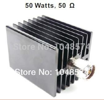 [해외]?DC-3GHz의 50 와트 동축 더미 터미네이터 N 남성 50 옴로드/ DC-3GHz 50 Watt  Coaxial Dummy Load Terminator  N Male  50 ohm