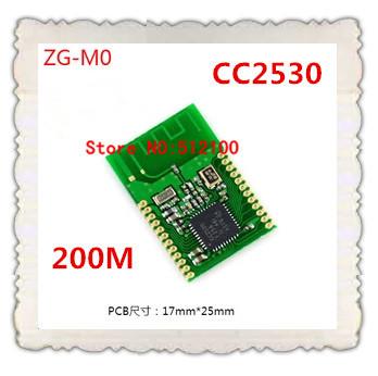 [해외]10PCS ZG-M0 지그비 시리얼 CC2530 통과 모듈 200m/10PCS ZG-M0 Zigbee serial CC2530 passthrough module  200m