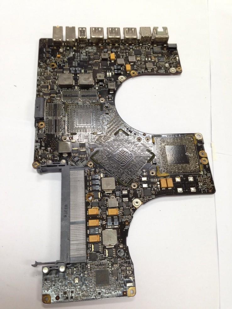 [해외]820-2610 820-2610-A 애플 맥북 프로 17 A1297 K20 MB604 MC226 수리를 들어 결함이 로직 보드/820-2610 820-2610-A Faulty Logic Board For Apple MacBook Pro 17& A1297 K20