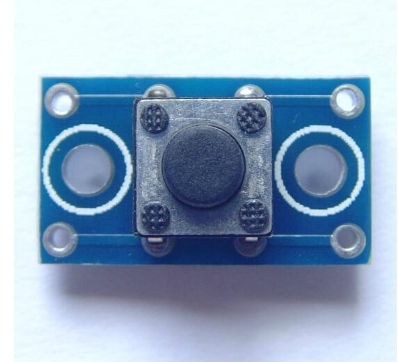 [해외]10PCS XD-21B 6x6MM 키 모듈 라이트 터치 스위치 모듈/10PCS XD-21B 6x6MM key module Light touch switch module
