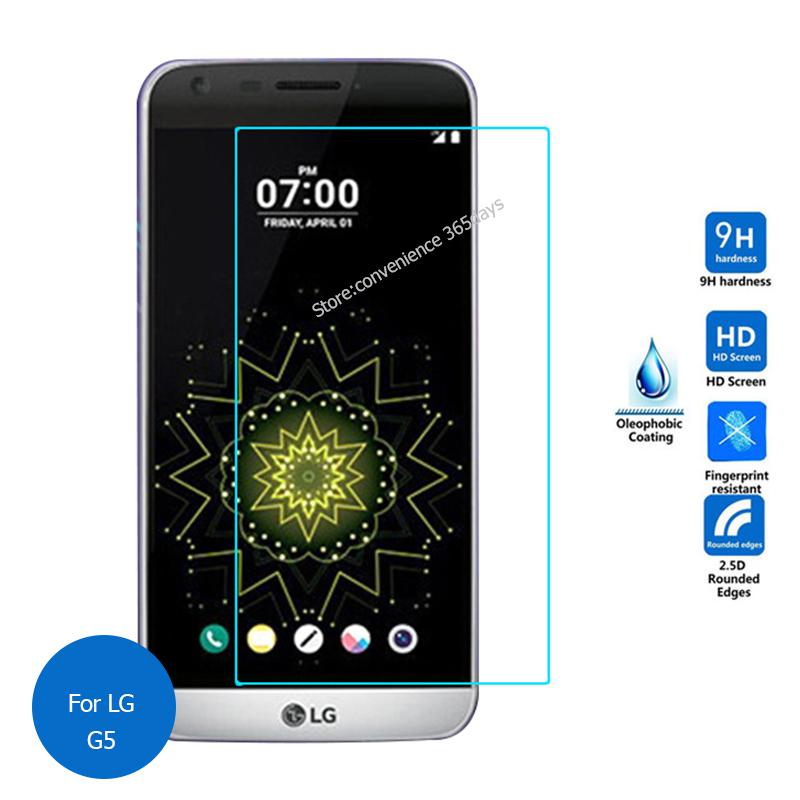 [해외]LG G5 Se Lite에 대 한 강화 유리 화면 보호기 2.5 G 9 G5Se G5Lite H820 H831 F700S H860 H840 9 h 안전 보호 필름/For LG G5 Se Lite Tempered Glass Screen Protector 2.5 9