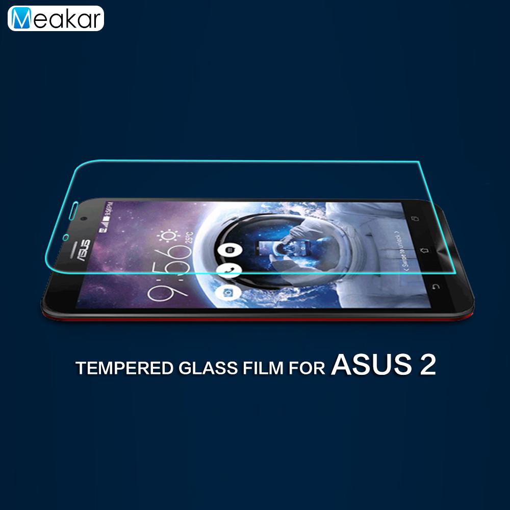 [해외]0.3mm 2.5D 9H 유리 5.5for 아수스 Zenfone 2 ZE551ML 케이스 강화 유리 영화 화면 보호기 아수스 Zenfone 2 ZE551ML 전화 번호/0.3mm 2.5D 9H Glass 5.5for Asus Zenfone 2 ZE551ML Ca