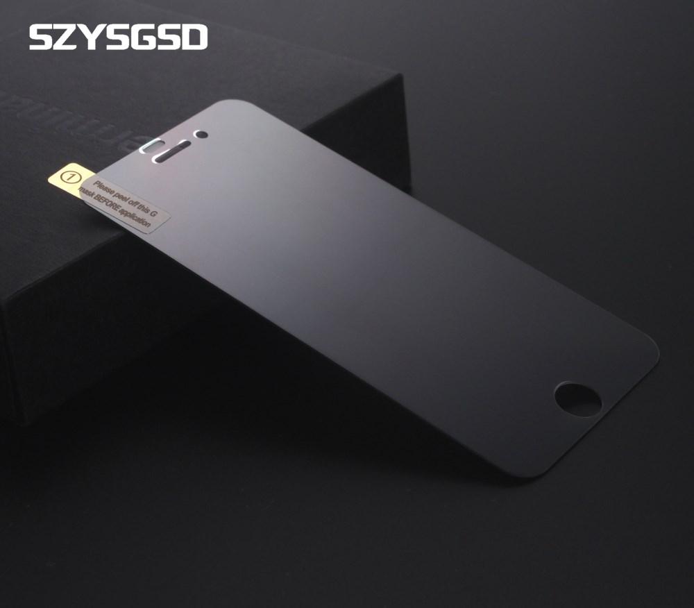 [해외]SZYSGSD 개인 정보 보호 정책 아이폰 7 6에 대한 안티 스파이 스크린 프로텍터 6 6s 플러스 5 5s 아이 아이폰 6 6s에 대한 강화 유리 7 유리 보호 커버/SZYSGSD Privacy Anti-Spy Screen Protector For iPhon